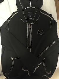 True Religion Hoodie Size Large