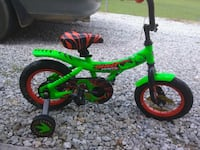 Toddler bycicle