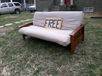 Futon couch/bed   if your seeing this ad, it's still available. Arlington, 22203