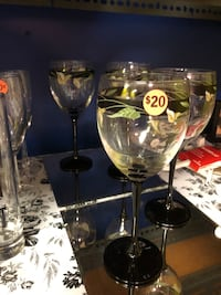 clear glass cups East Hartford