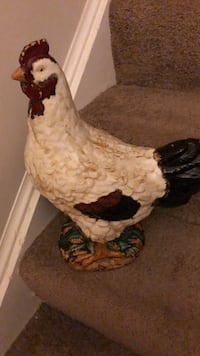 Large Pierre Deux Chicken perfect condition  Fairfax, 22033