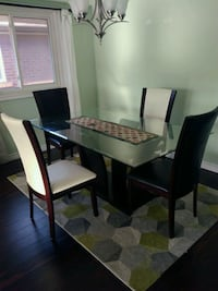 Dining table chairs for sale Toronto, M1E 2K7
