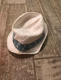 white and black fedora hat 奇诺岗, 91709