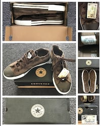 Unisex Converse All Star Sneakers  Calgary, T2P