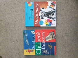 Kids dictionaries
