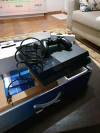 Play-station 4