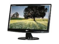 "2-Monitors/LG W2043T-PF Black 20"" 5ms(GTG) Widescreen LCD/NoStand Los Angeles, 90041"