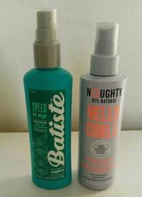 Naughty hello curls and batiste blow dry accelerat Greater London, N19 5QT