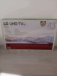 LG smart TV.  Burnaby, V5J 0G9