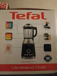 New Tefal ultrablend cook Greater London, KT3 6AA