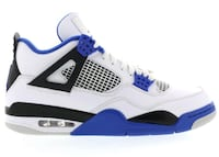 Air Jordan 4 Retro Motorsport Sz. 9 42 km