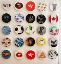 Brand new pop sockets  Edmonton, T5Y 0K8