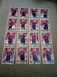 Cromos Adrenalyn 2009-10 Barcelona Cantillana, 41320