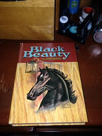 Black Beauty by Anna Sewell book