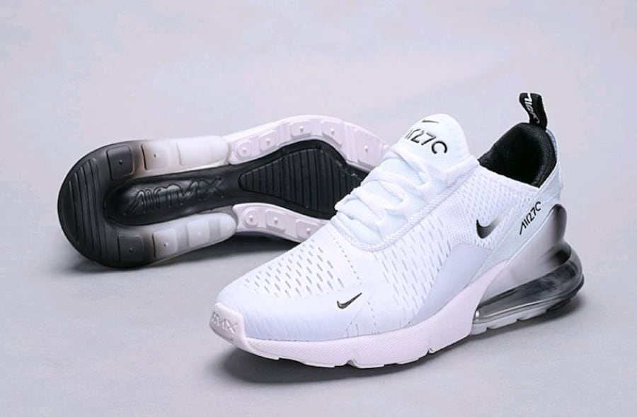 Sold New Nike Air Max 270 White Black Men S Size 11 In West