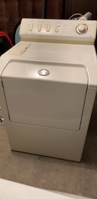 white front-load clothes washer Arlington, 76013