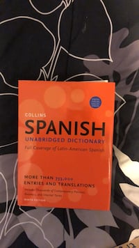 spanish dictionary Fairfax, 22032
