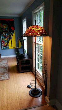 Tiffany style lamp Silver Spring, 20904