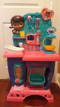 Doc McStuffins Pet Vet- Pet Care Center