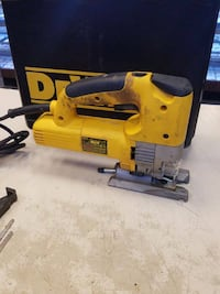 DeWalt DW321 Jig Saw Los Angeles