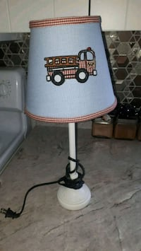 Firetruck lamp Kitchener, N2P 2A4