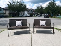 Patioflare benches 1 for $99 or 2 for $180 NEW Port Coquitlam, V3B 3V7