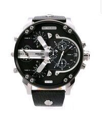 Diesel Mr Daddy 2.0  57MM Black and Silver Watch Vaughan, L4L 4K9