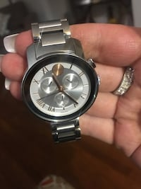 Movado watch- used for 3 days. Great condition  33 km