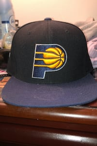 Indiana Pacers Fitted Cap 7 and 1/8