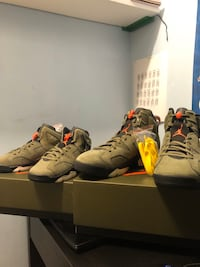 Travis Scott Air Jordan 6 Toronto, M4V 2P1