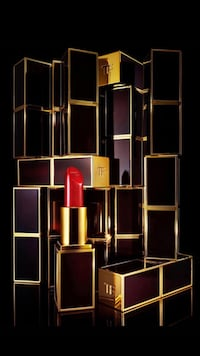 Brand New TOM FORD lipstick, 10 X better than Chanel , YSL ..... the queen of lipsticks retails for $70 + taxes  隆格伊, J4K