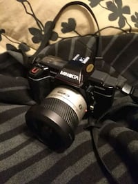 black and gray Canon DSLR camera Burnaby, V3N 3G4