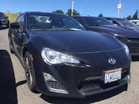 2015 Scion FR-S CARFAX Fuel Efficient Reduced Price Keyless Entry Vancouver, 98662