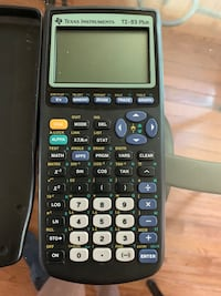 Working TI-83 for sale. It's used but works perfectly Dunn Loring, 22027