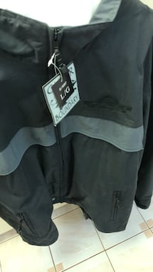 Large Men's Spring Jacket - Tags on