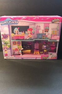 Shopkins Happy Places - Happyville High School Warren, 48092