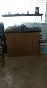 Snake enclosure with stand and resident 4.5 foot Las Vegas, 89169