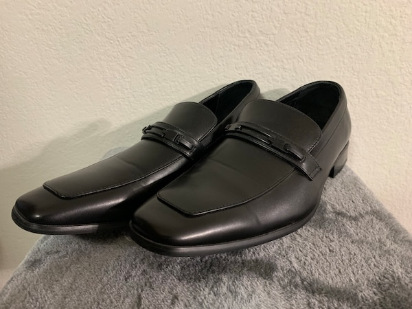5b4709b391997 RARE Perry Ellis Men's Shoes Loafers Size 13
