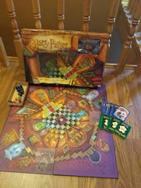 Harry Potter board game Whitby