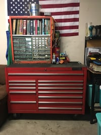 Matco toolbox with tons of tools Modesto, 95355