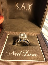 Beautiful Wedding Set - Neil Lane Pickerington, 43147