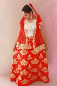 Traditional lehenga  Pune