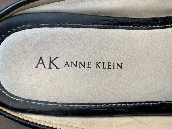 Anne Klein Leather Loafers bc25abe6-bcc3-41d0-b60c-8b538598a6ca