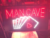 LED SIGN - MAN CAVE Toronto, M3J 2X8