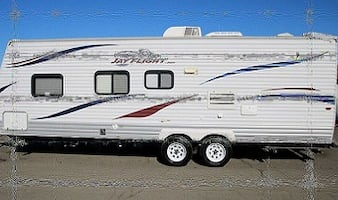 2010 Jayco Jay Flight  slide out everithing works good