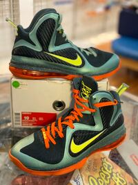 Cannon Lebron 9s size 10 Silver Spring, 20902