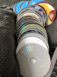Legitimate DVDs and Blu-ray's