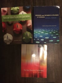 Social work textbooks Winnipeg, R3G 1M4