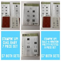 Stampin' Up! Ciao, Baby and Pretty Petites Alexandria, 22314