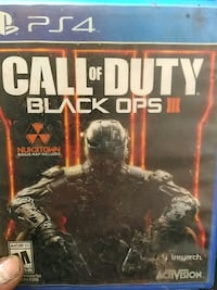 Sony PS4 Call of Duty Black Ops III case Mesa, 85207